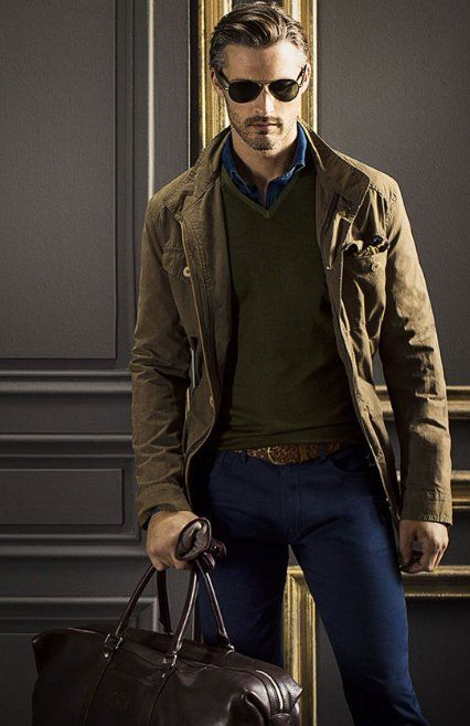 Mens Winter Fashion Inspiration The Wow Style