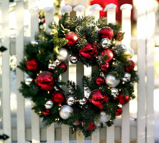 Beautiful Outdoor Christmas Decoration Ideas