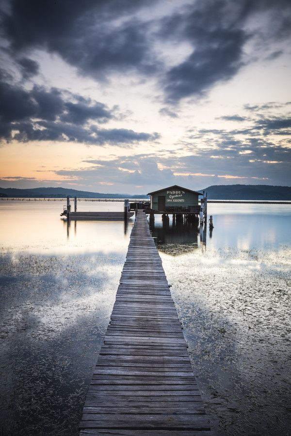 Patty's Oyster Shed - Lake Macquarie, New South Wales, Australia