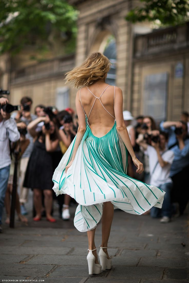 Turquoise Dress #summer style dresses
