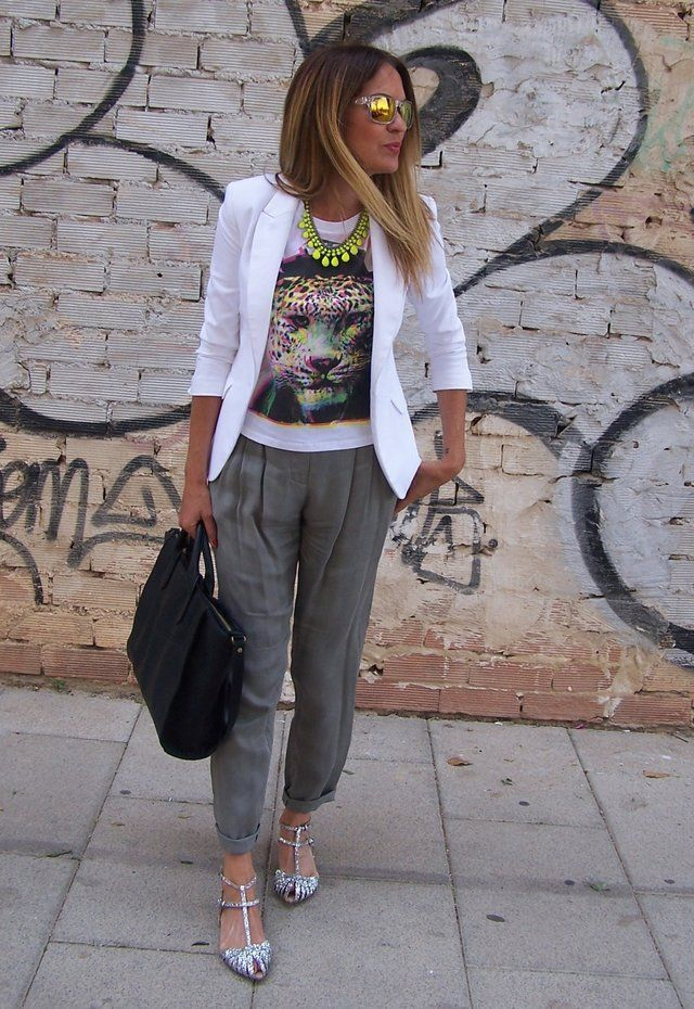 cool casual style