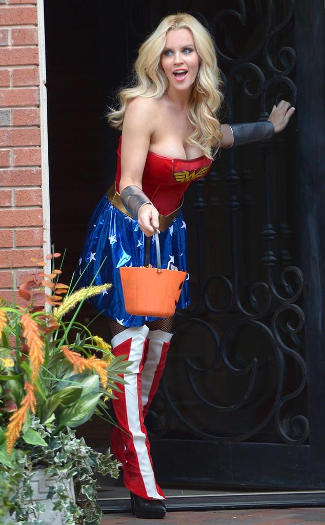 jenny mccarthy#celebrity halloween costume