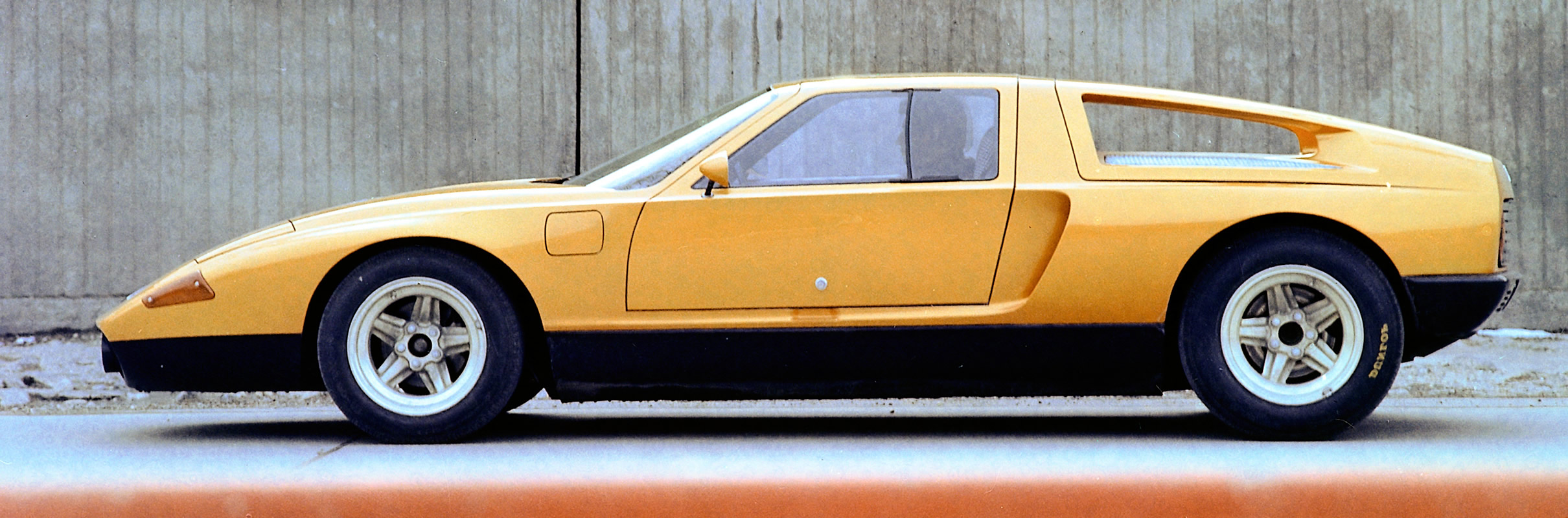 02. 1970 Mercedes-Benz C111-II