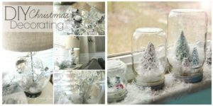 100 DIY Christmas Decoration Ideas &Inspirations