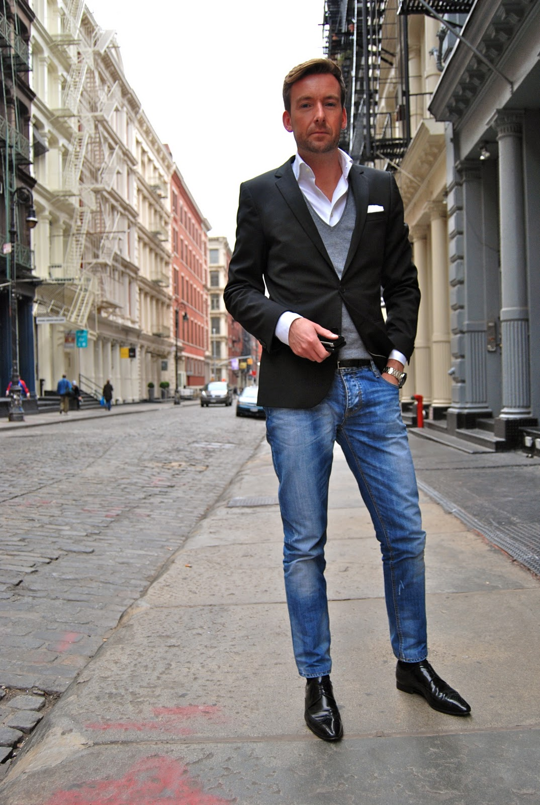 Style Men Embraces Sporty Spring: Mens Casual Street Style