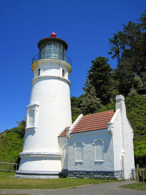 3)Heceta Head Lighthouse, Oregon