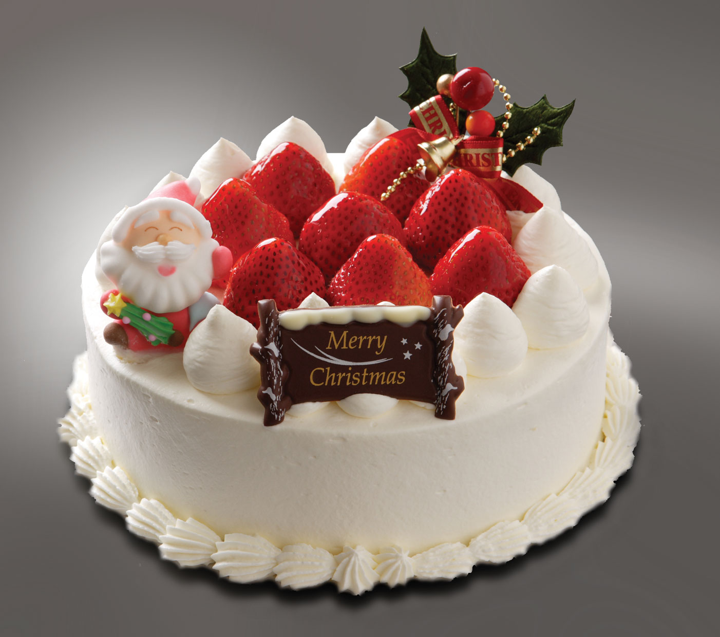 & 50 Christmas Cake Decorating Ideas