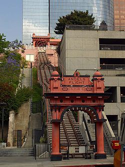Angels Flight,LA