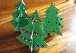 56 Diy Christmas Tree Crafts Ideas