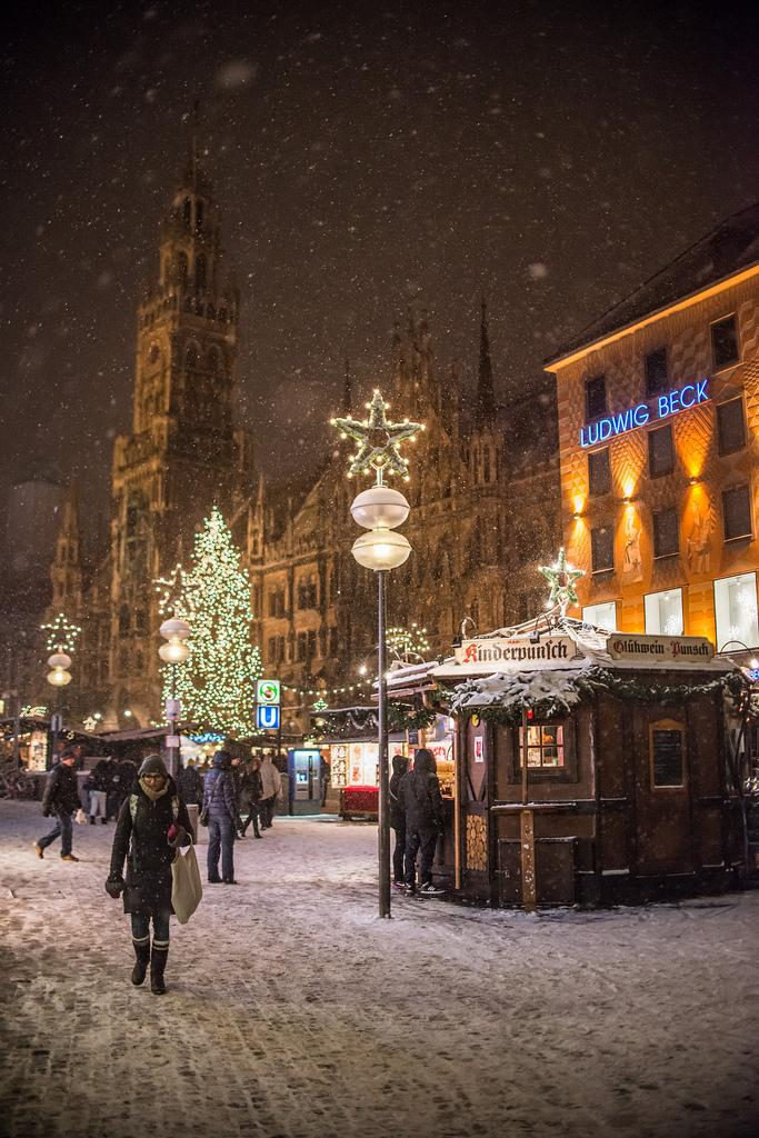 Munich Christmas Market 2