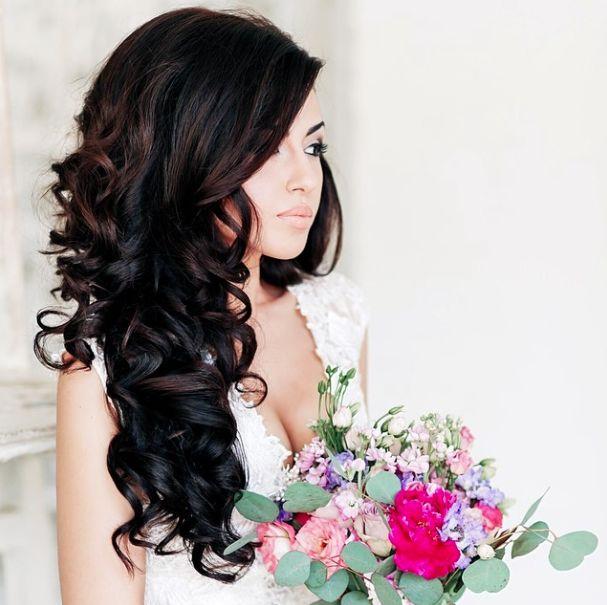 Prettiest Wedding Hairstyle