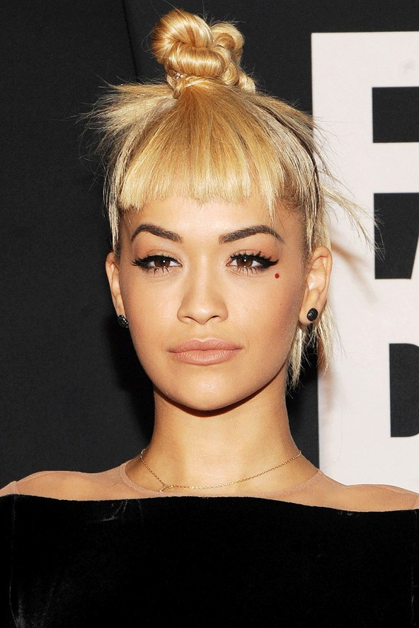50 Celebrity Top Knot Hairstyles The Wow Style