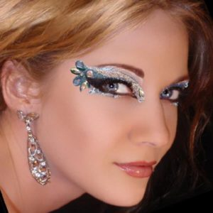 Eye Shadow Makeup Ideas for Christmas
