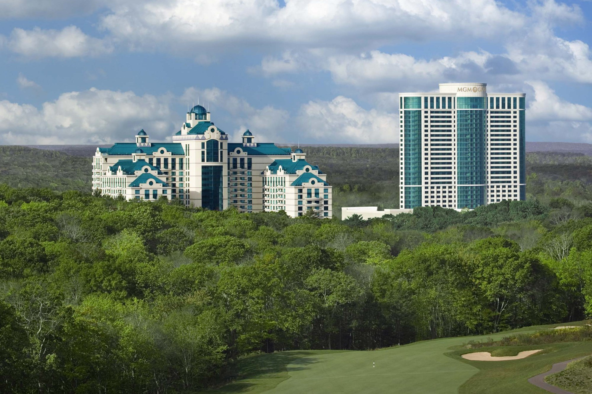 2.Foxwoods Resort Casino – Connecticut, USA