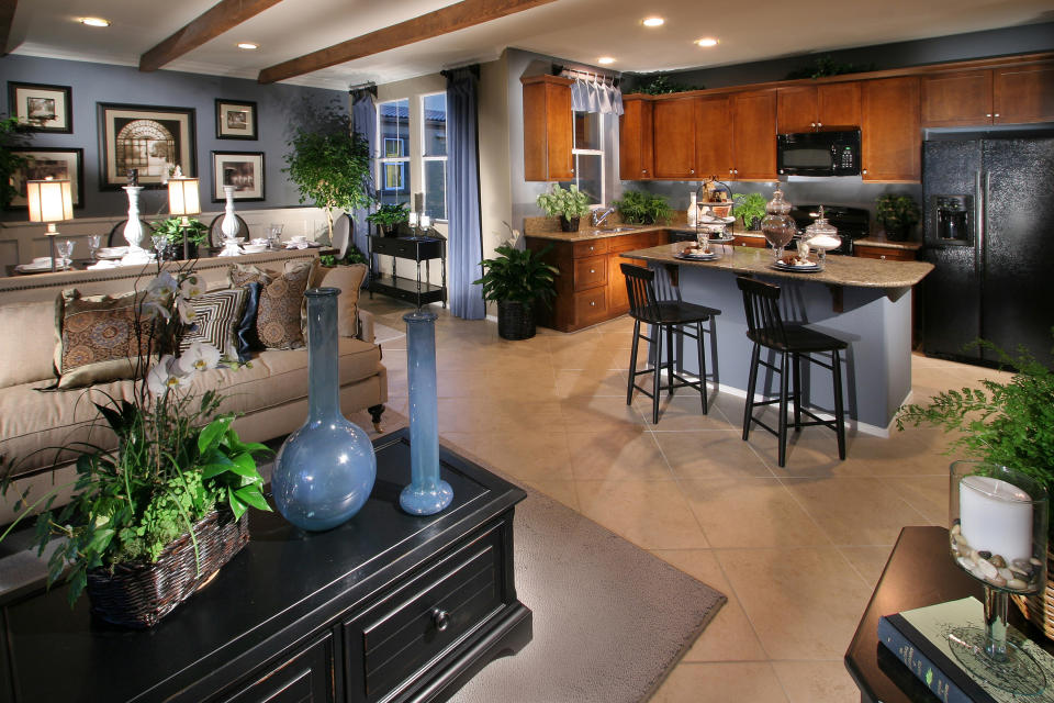 Open Concept Kitchen-Living Room Design Ideas - The WoW Style