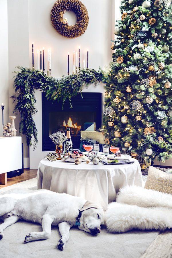 Christmas Living Room Decor Ideas - The WoW Style on Pictures For Room Decor  id=13922