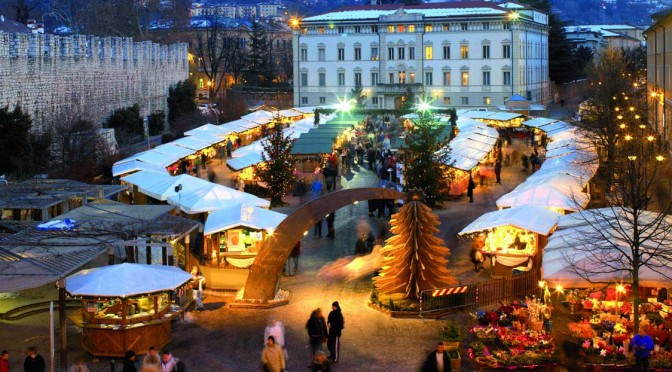 Top 10 Christmas Markets in Italy