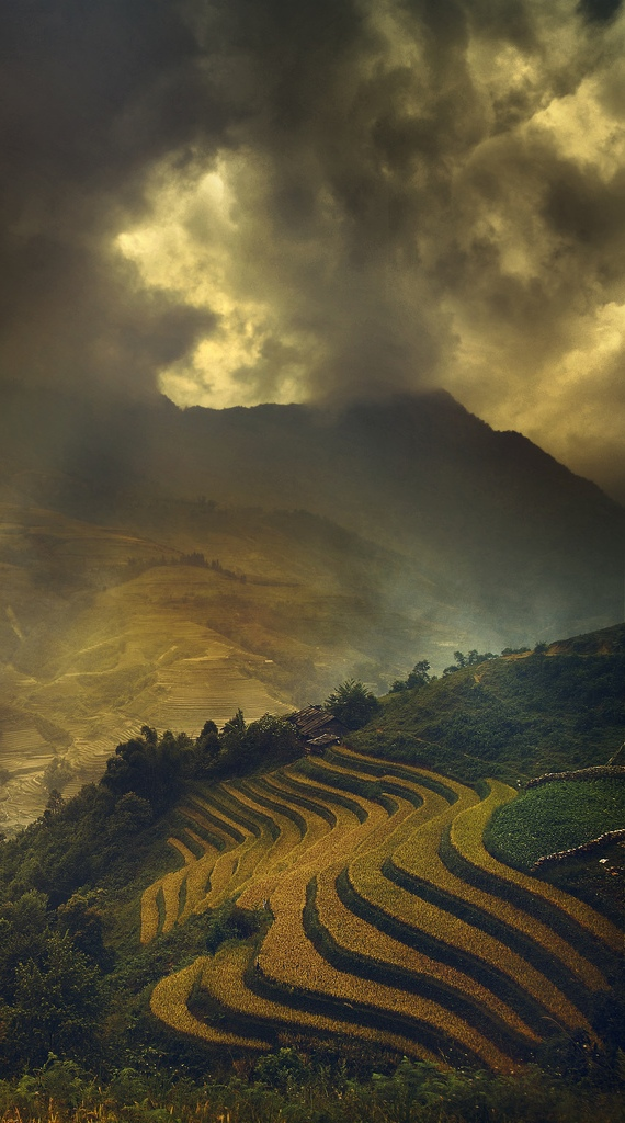 Around Sapa, Northern Vietnam