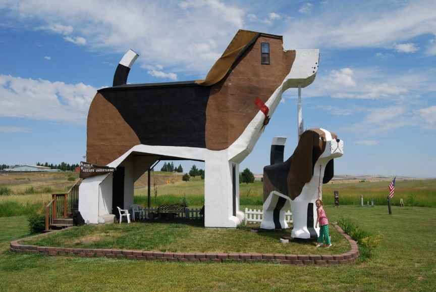 Dog Bark Inn, Cottonwood, Idaho