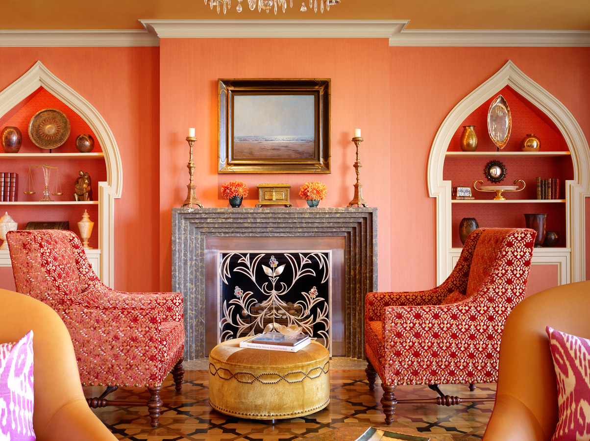25 Modern Moroccan Style Living Room Design Ideas - The ...
