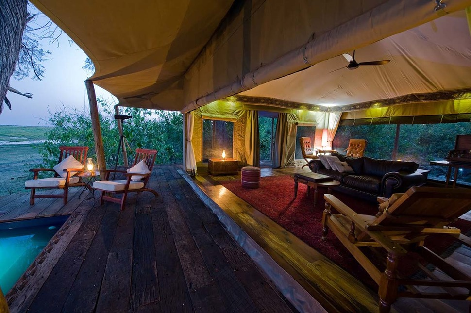Zarafa Safari Camp, Botswana