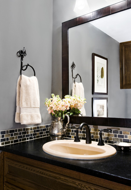 Great Ideas to Decorate your Powder Room - The WoW Style on Modern:7W2Q86Frewa= Kitchen Ideas  id=60382