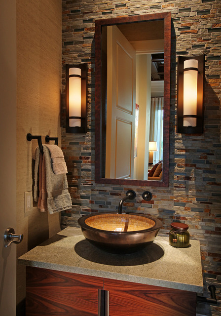 Great Ideas to Decorate your Powder Room - The WoW Style