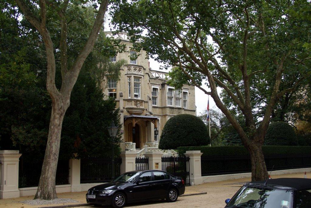 4.Kensington Palace Gardens, London, U.K.