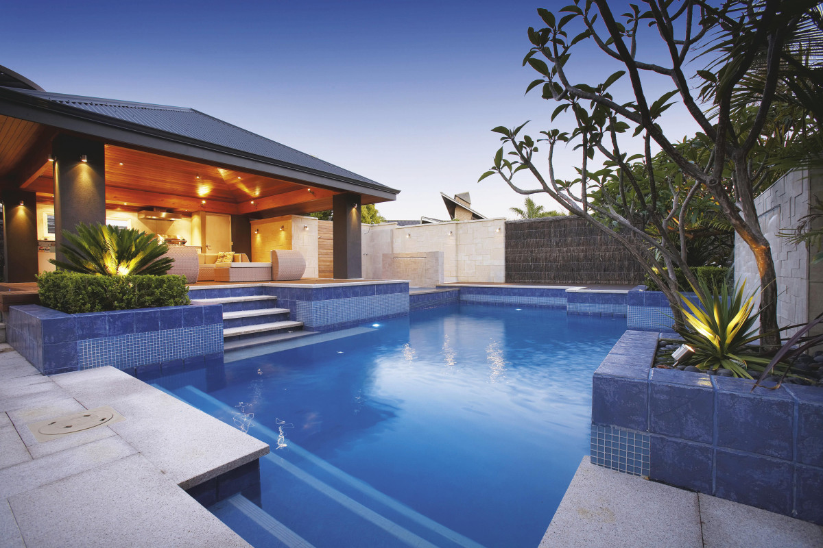 35 best backyard pool ideas for Best pool design 2014