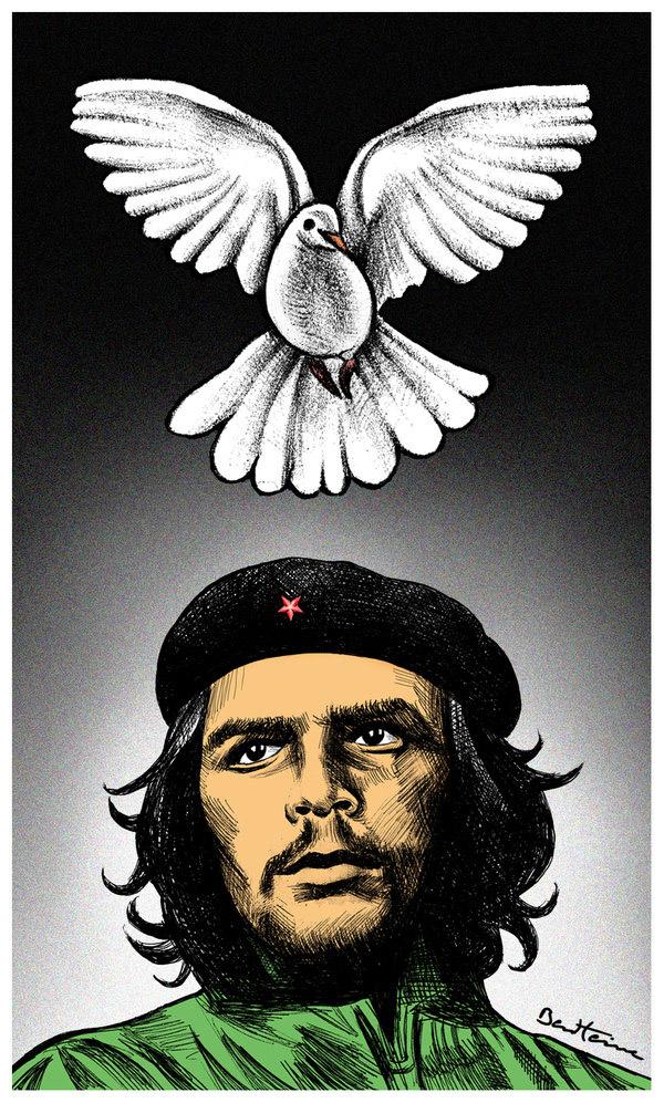 Che_Guevara__The_Legend_by_BenHeine