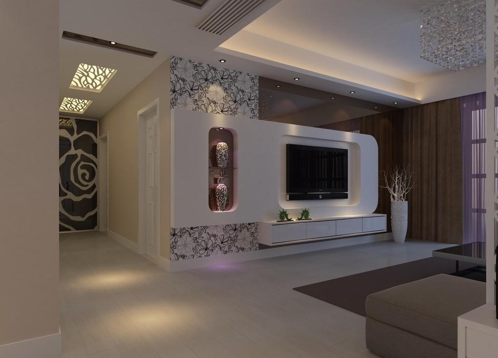 Corridor-ceiling-design-for-home