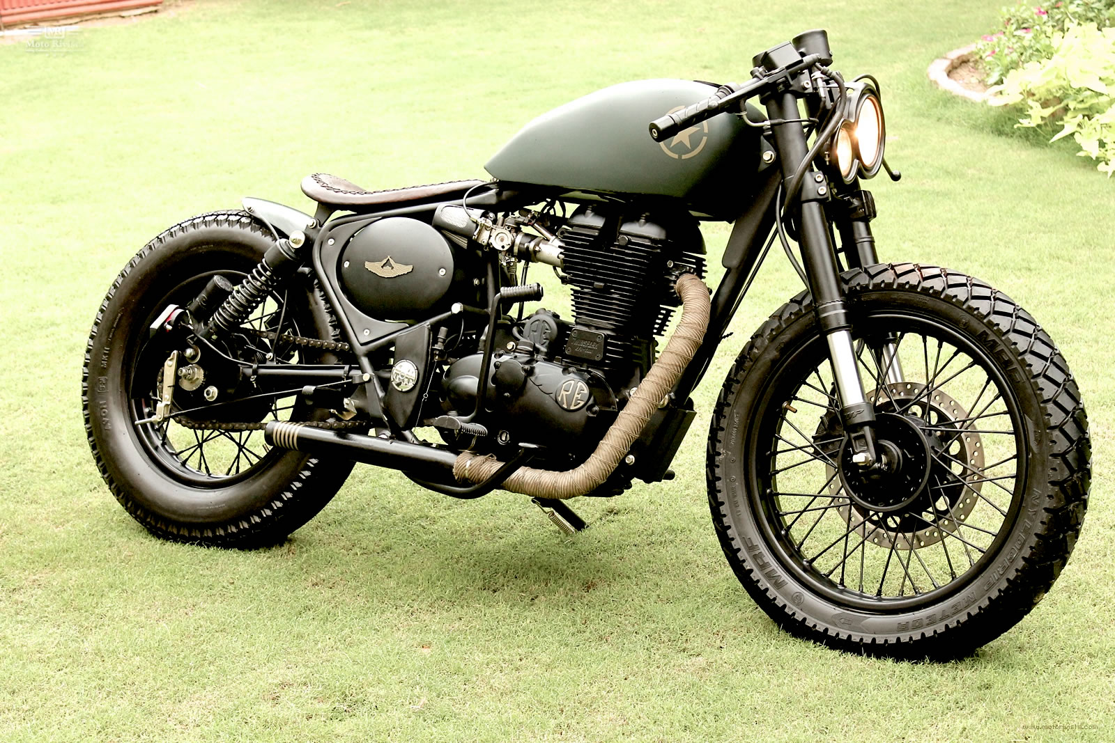 Custom-Royal-Enfield-500cc-Classic-by-Rajputana-customs-2