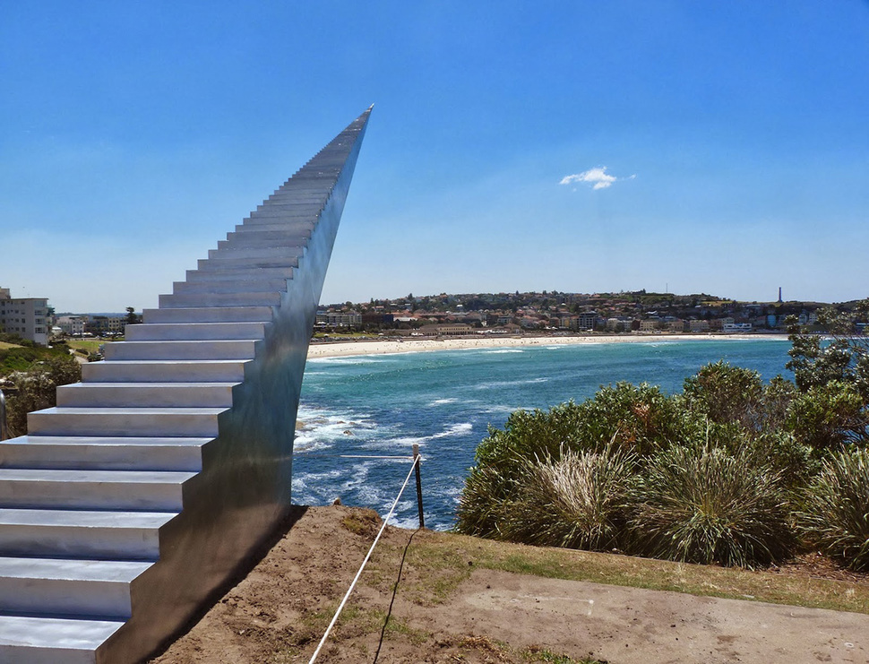 Diminish and Ascend by David McCracken [Bondi, Australia]