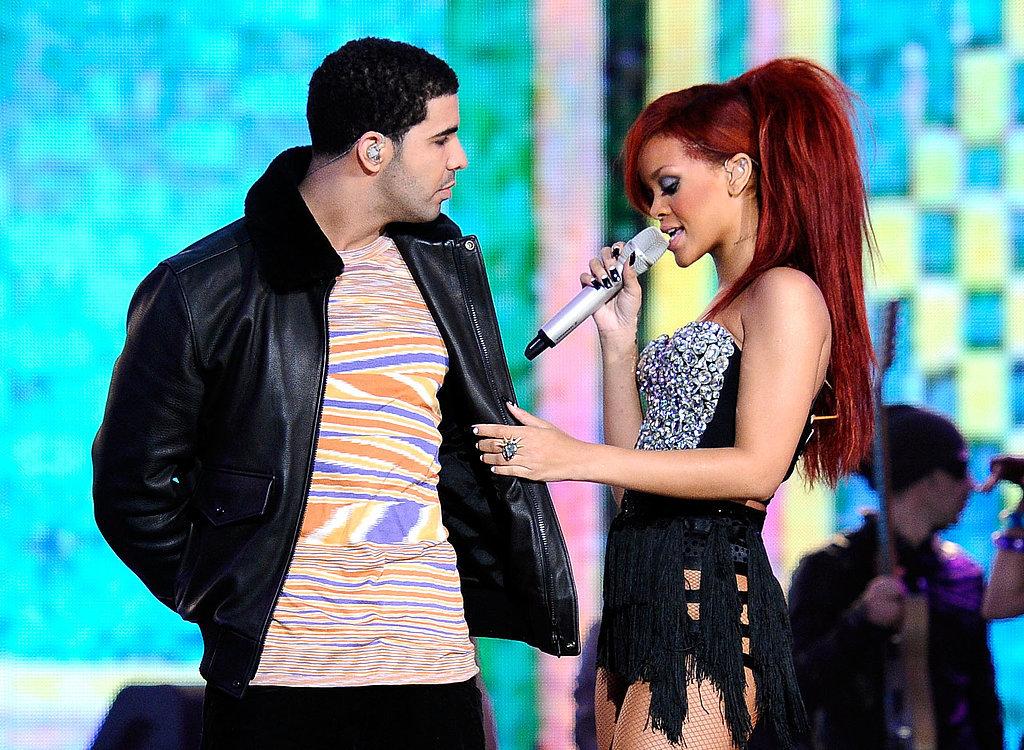 Drake-Rihanna-Dating
