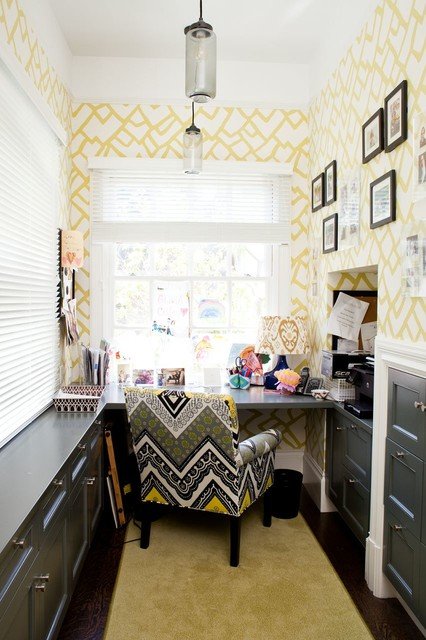 Functional and Creative Home Office Ideas.