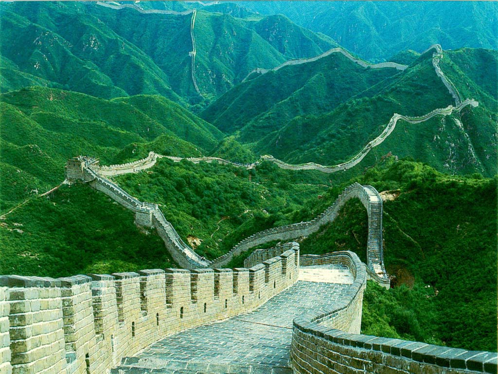 Great Wall of China, China