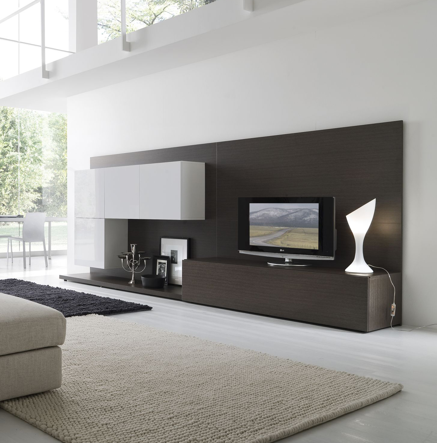 35 contemporary living room design the wow style - Contemporary design for small living room ...