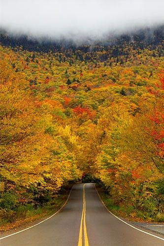 Smugglers&rsquo Notch, Vermont