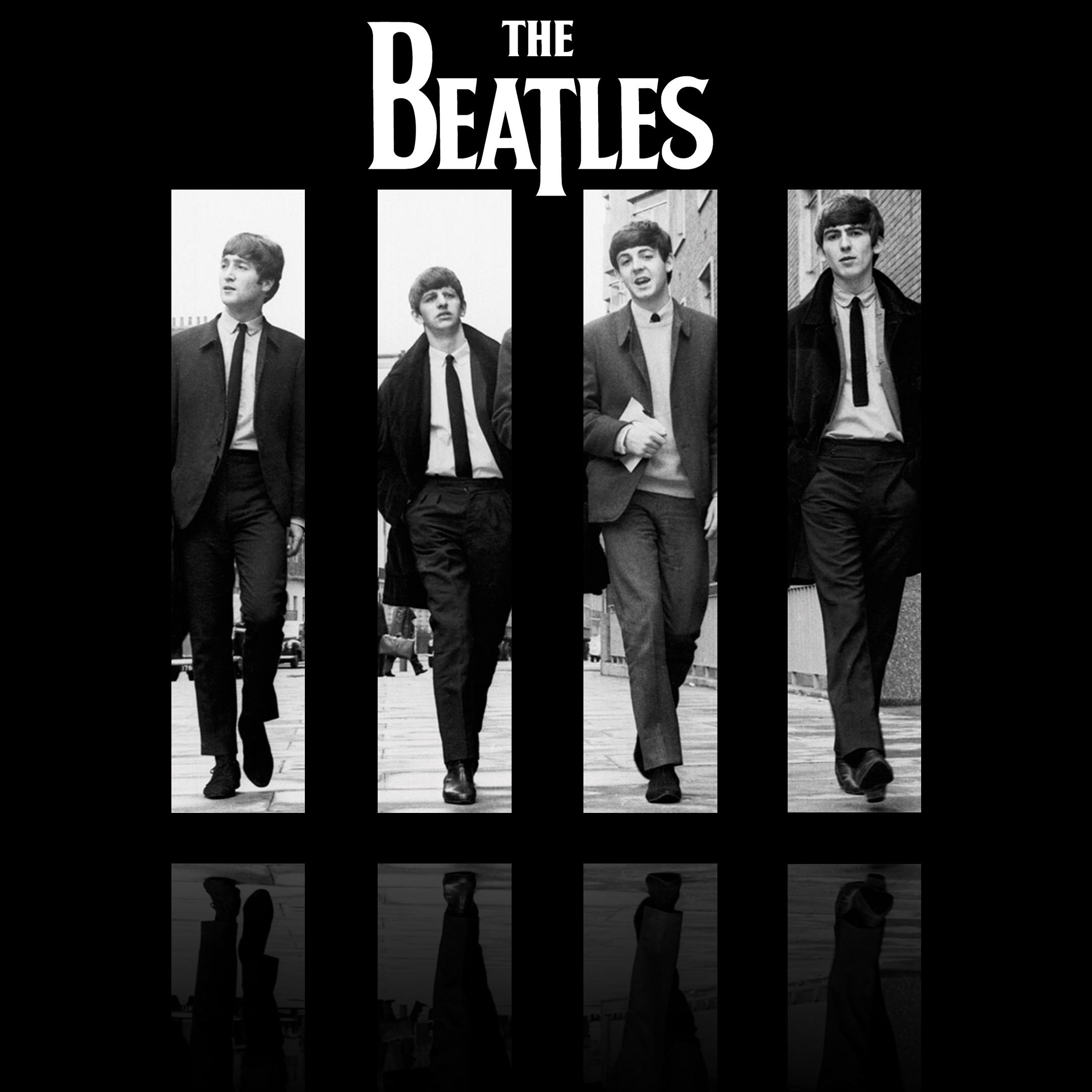 The-Beatles-iPad-HD-Wallpaper