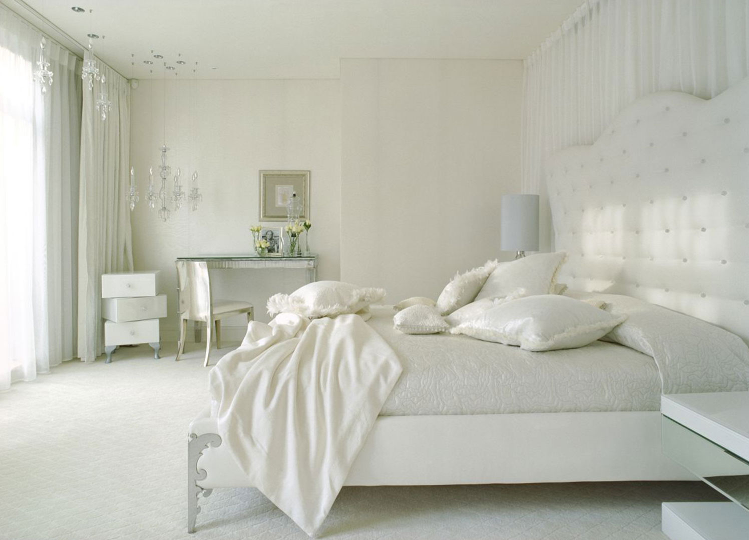 White Bedroom Ideas For Your Home The Wow Style