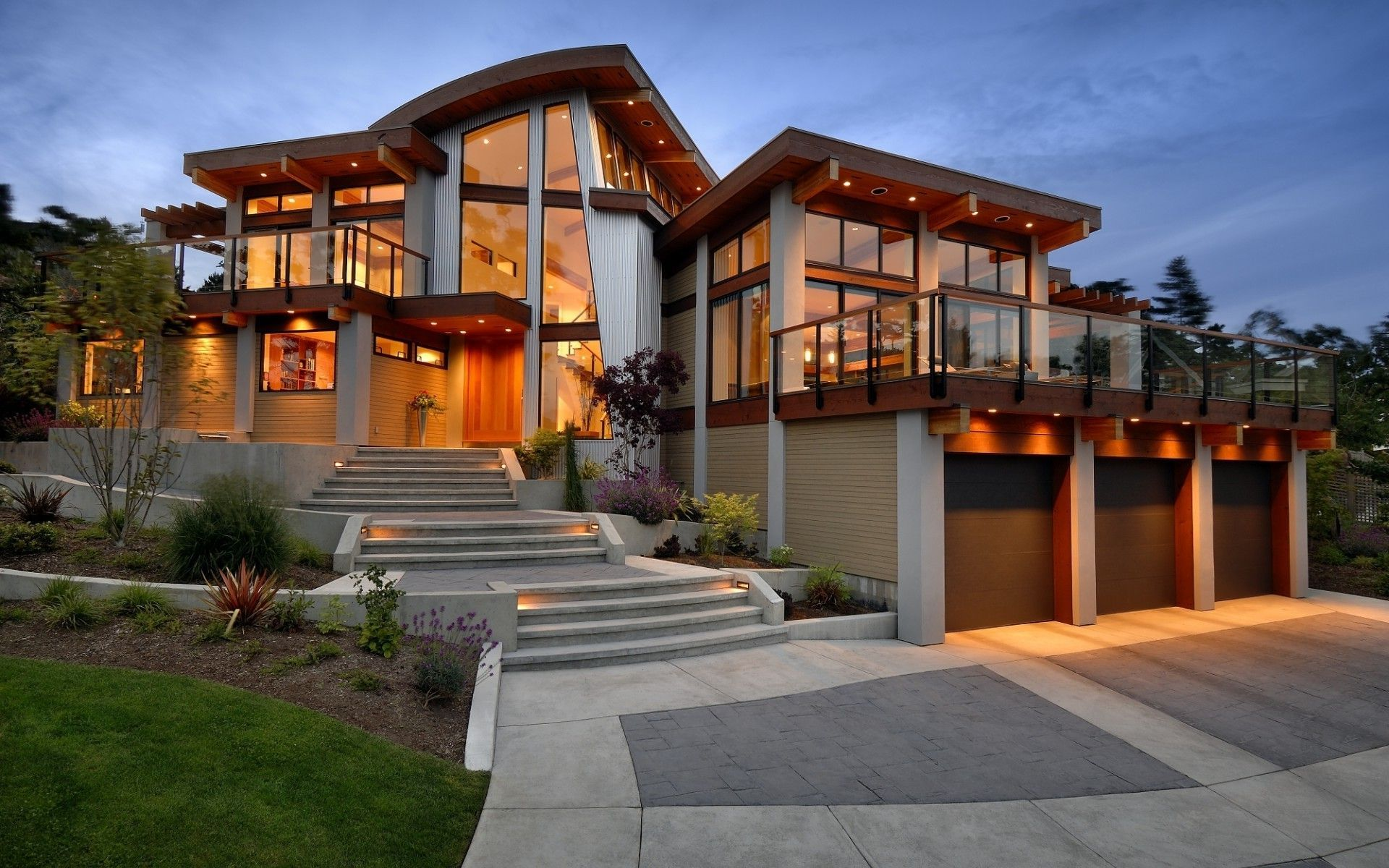 50 best architecture design house for Cheap luxury homes
