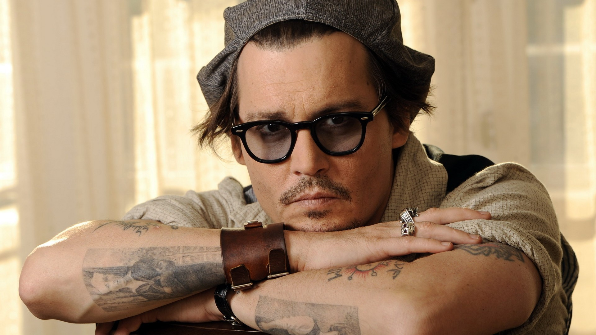 johnny depp cool.