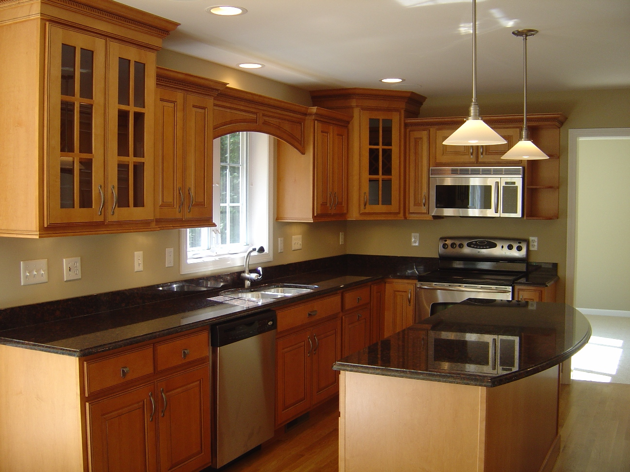 35 kitchen design for your home for Kitchen cabinet options design