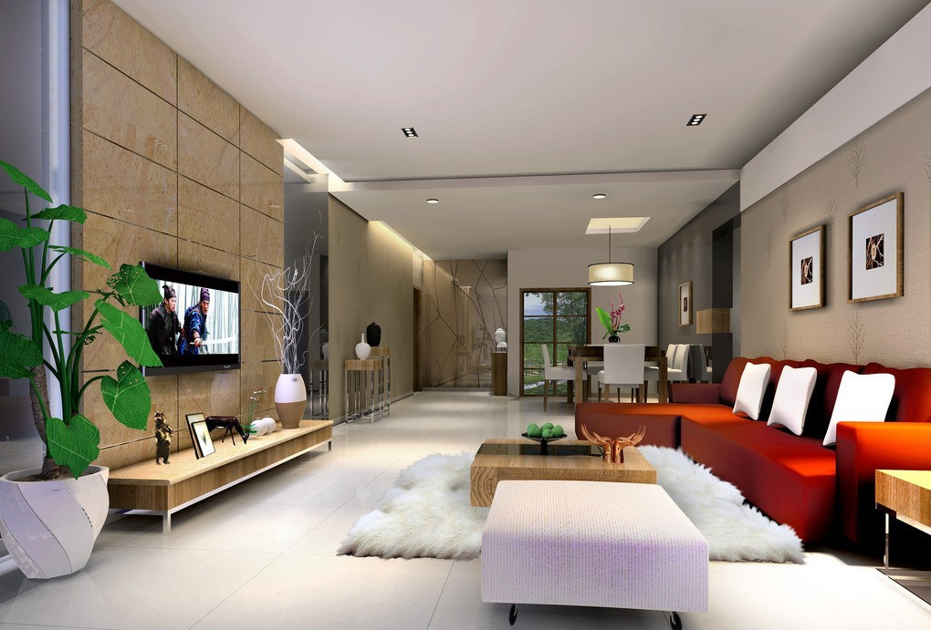50 best interior design for your home the wow style - Simple ceiling design for living room ...