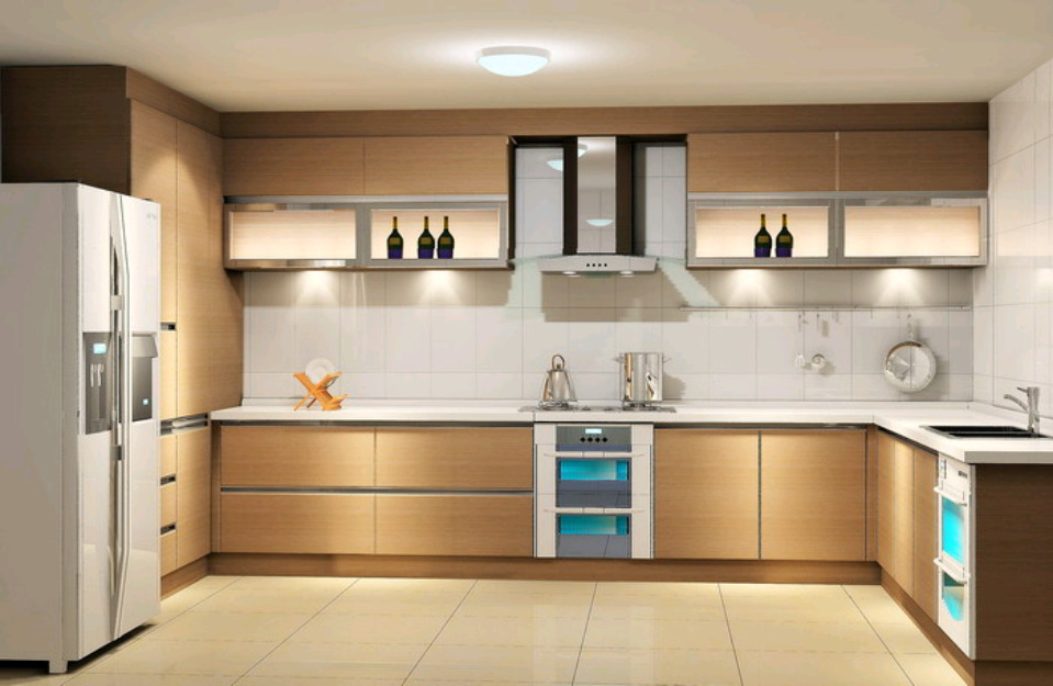 modular kitchen idea