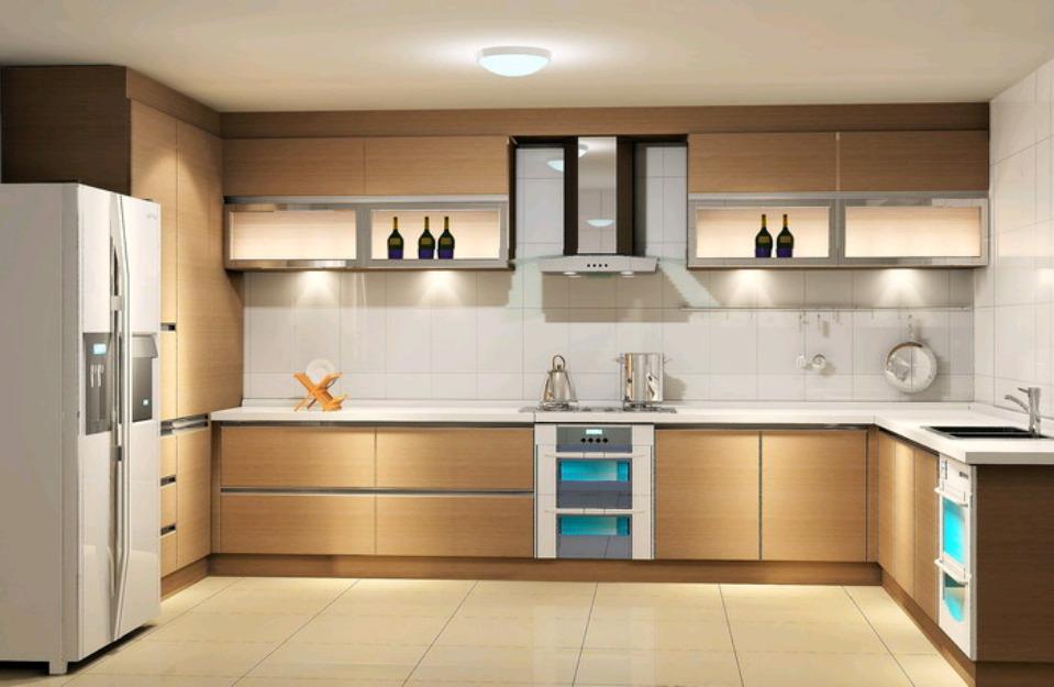 modular kitchen idea