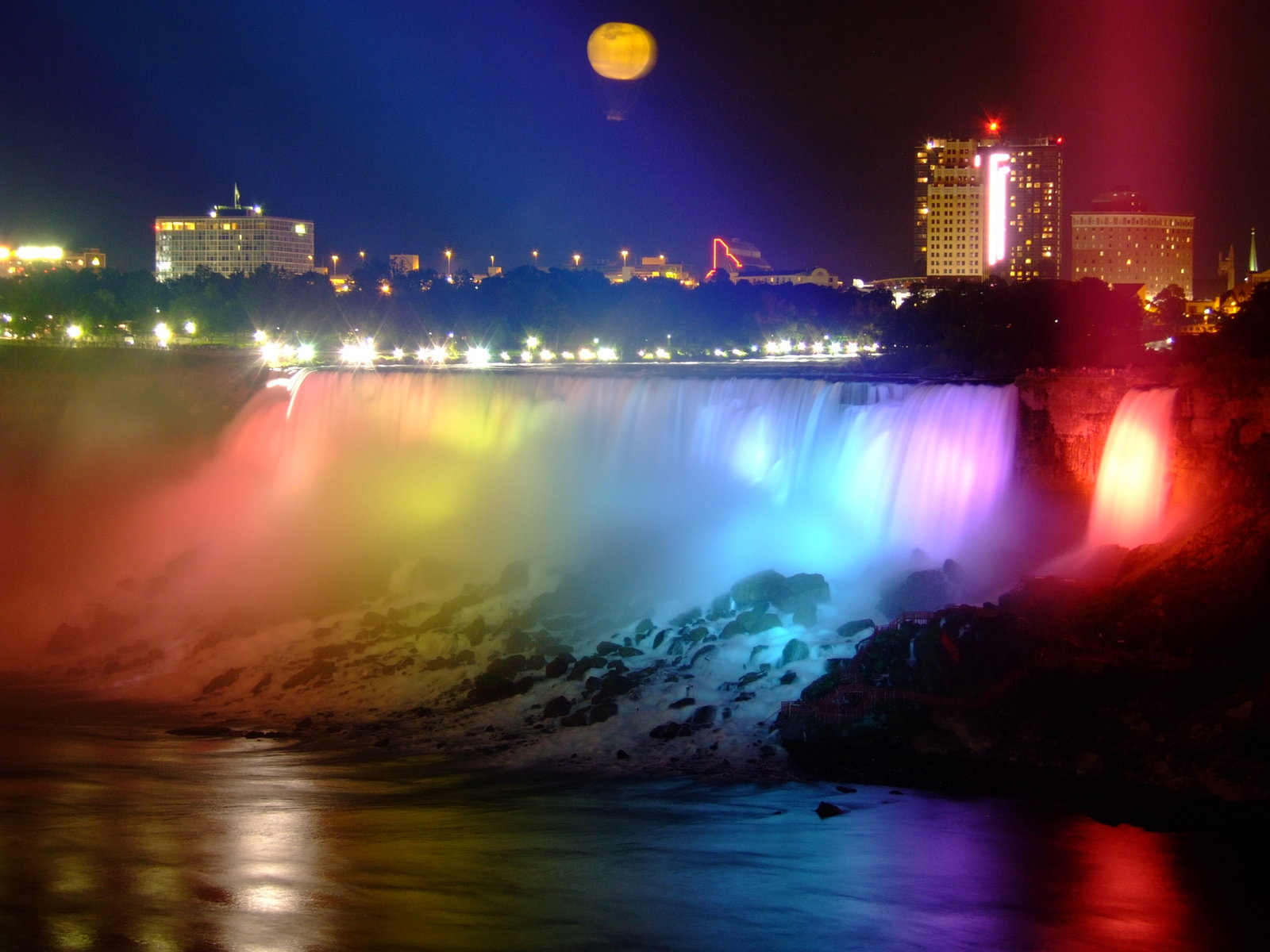 niagara falls beautiful