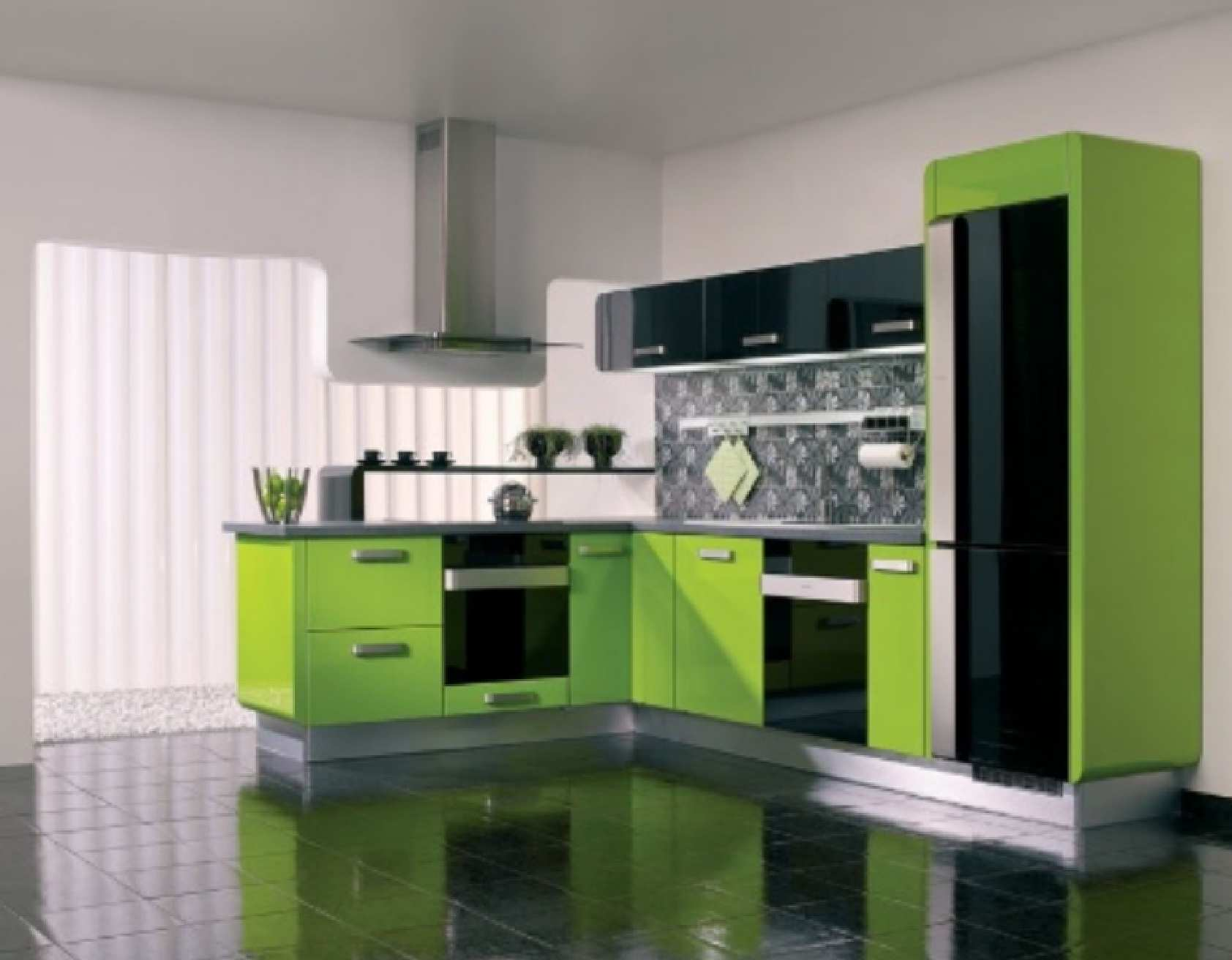 office-kitchen-bright-modern-interior-design-kitchen-in-green-and-white-design-cabinet-bright-green-office-design