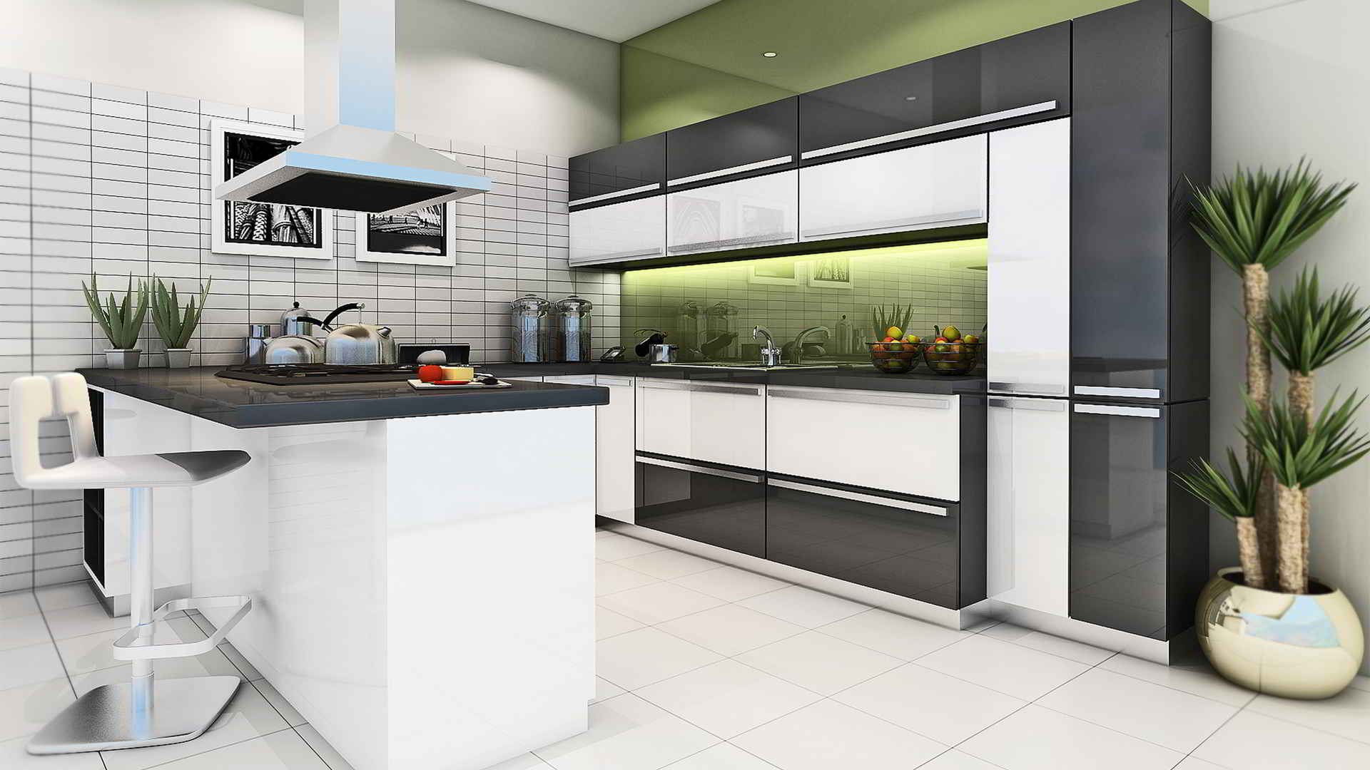 moduler kitchen design 30 awesome modular kitchen designs 4259