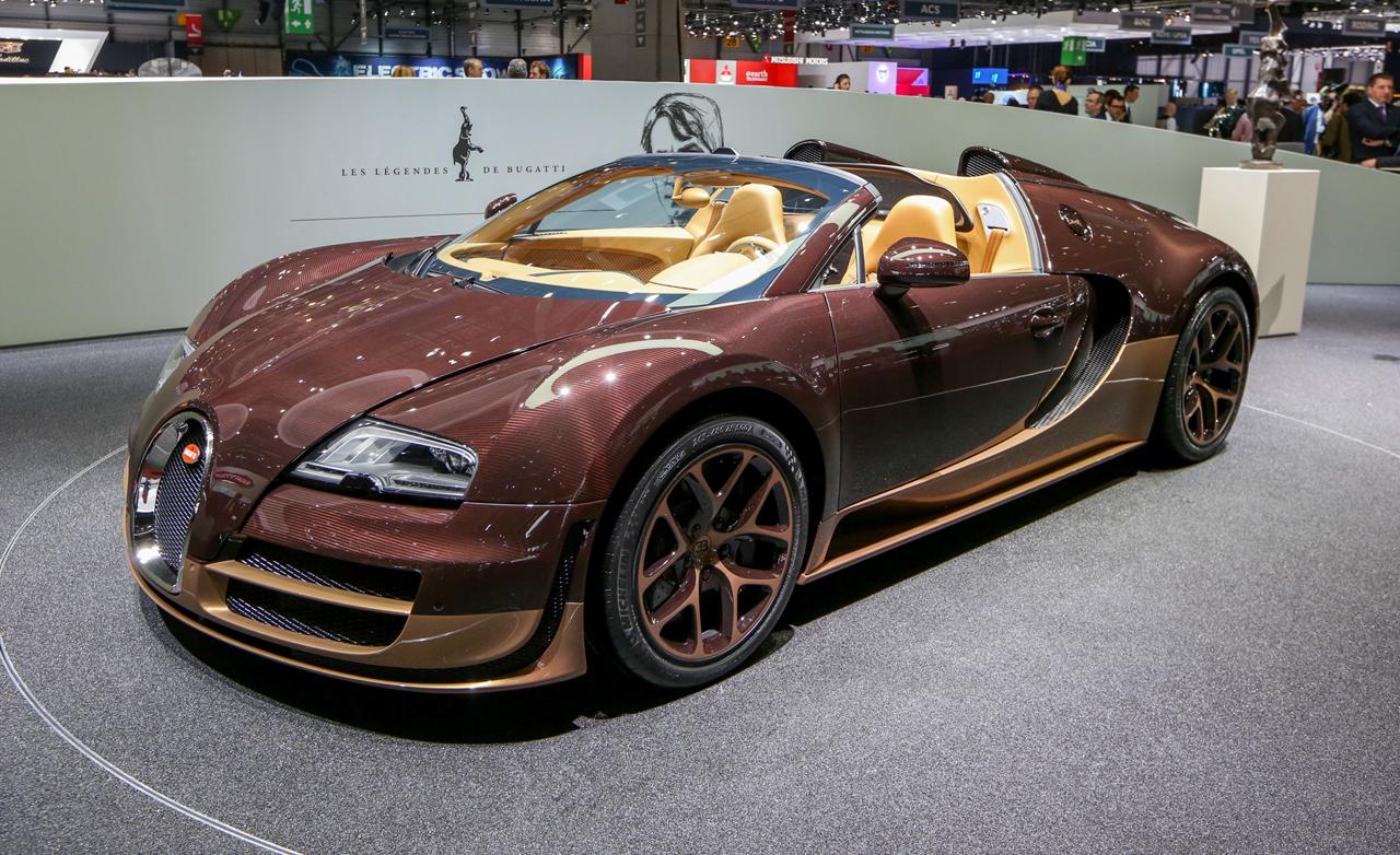 Bugatti-Veyron-Prototype